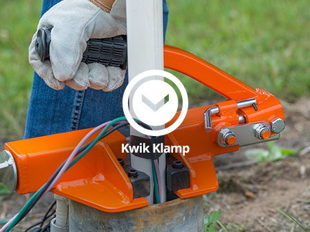 pipe clamps, Kwik Klamp