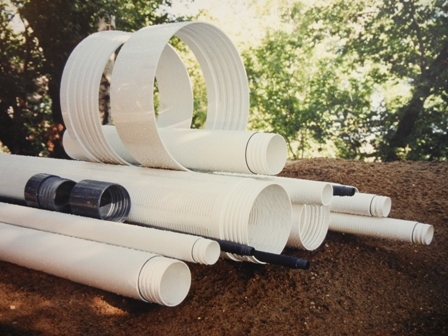PVC Pipe-Threaded and Slotted