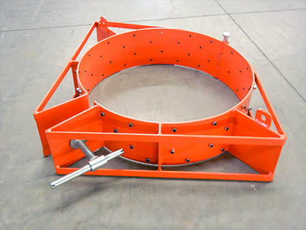 24 inch Flush Joint Clamp shown above.